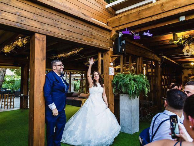 La boda de Javier y Marta en El Vellon, Madrid 71