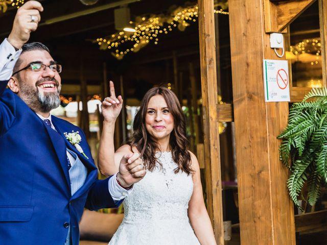 La boda de Javier y Marta en El Vellon, Madrid 73
