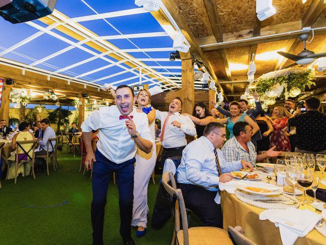 La boda de Javier y Marta en El Vellon, Madrid 75