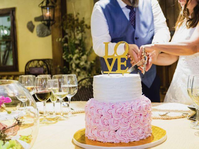 La boda de Javier y Marta en El Vellon, Madrid 79