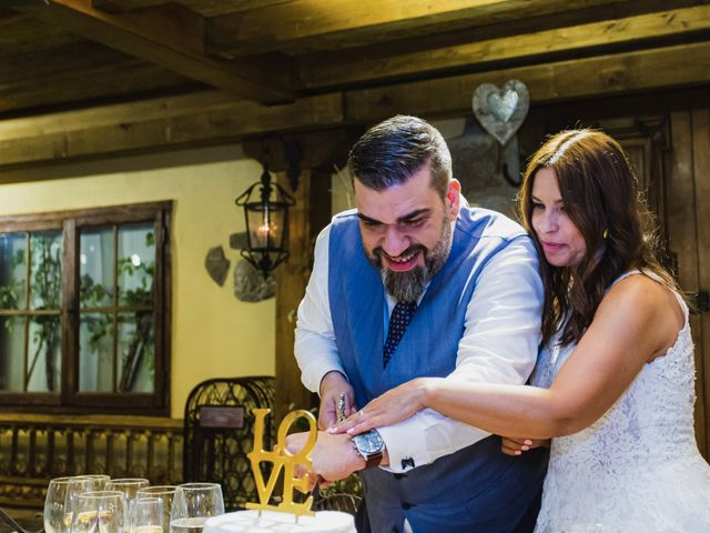 La boda de Javier y Marta en El Vellon, Madrid 80