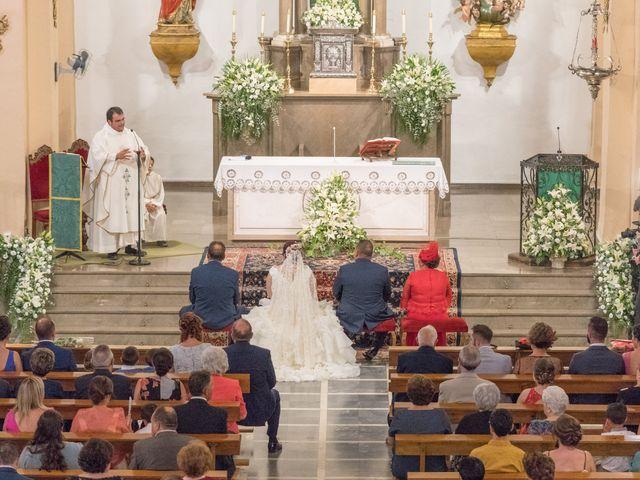 La boda de Jose y Ana en Durcal, Granada 14