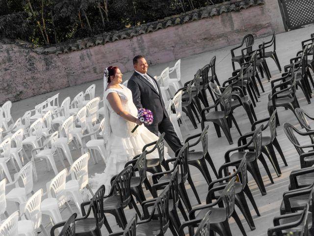 La boda de Jose y Ana en Durcal, Granada 18