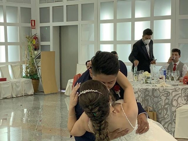 La boda de Kevin y Carmen en Madrid, Madrid 1