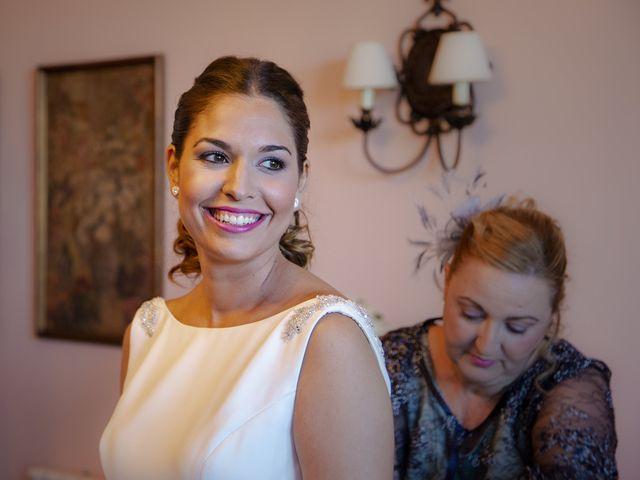 La boda de Carlos y Sandra en Mangiron, Madrid 1
