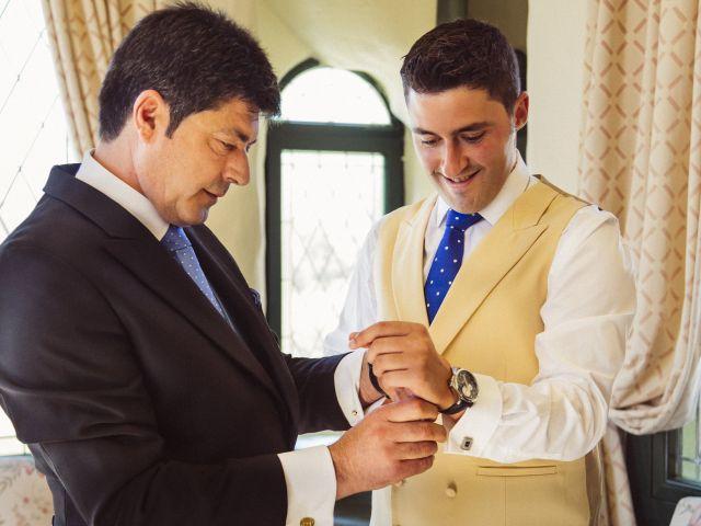 La boda de Carlos y Sandra en Mangiron, Madrid 19