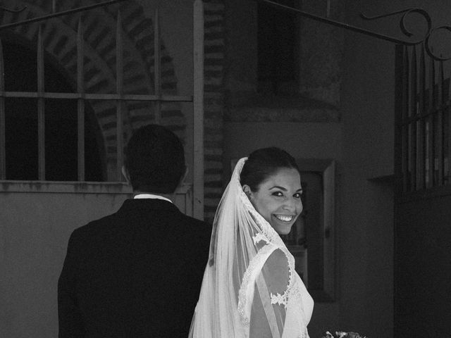 La boda de Carlos y Sandra en Mangiron, Madrid 22