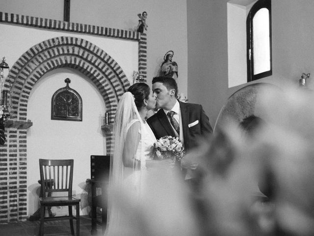 La boda de Carlos y Sandra en Mangiron, Madrid 23