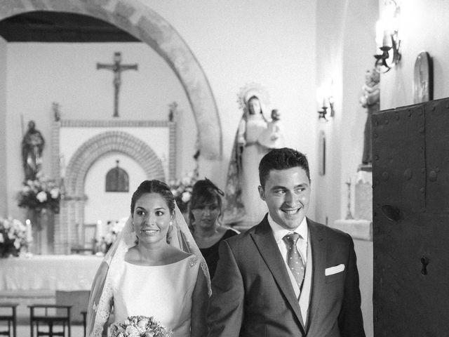 La boda de Carlos y Sandra en Mangiron, Madrid 24