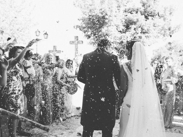 La boda de Carlos y Sandra en Mangiron, Madrid 25