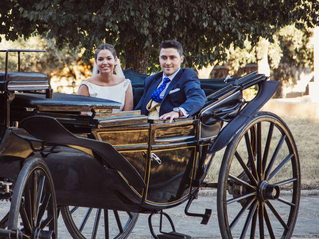 La boda de Carlos y Sandra en Mangiron, Madrid 28