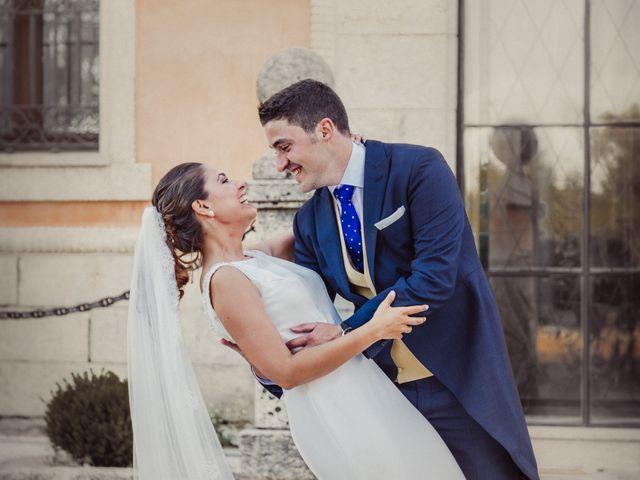 La boda de Carlos y Sandra en Mangiron, Madrid 2