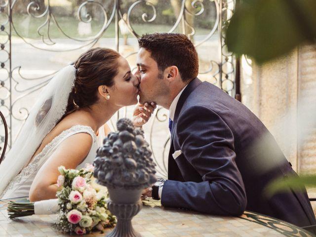 La boda de Carlos y Sandra en Mangiron, Madrid 29