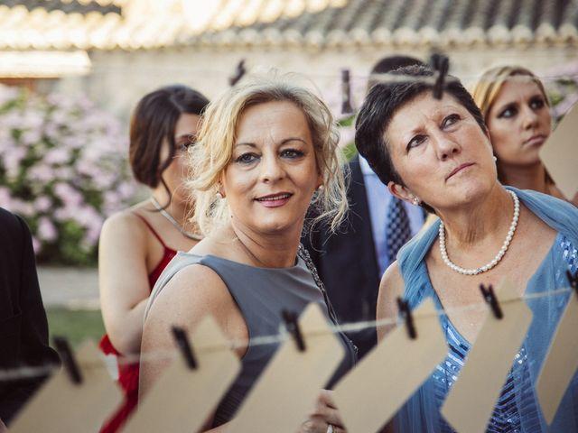 La boda de Carlos y Sandra en Mangiron, Madrid 34
