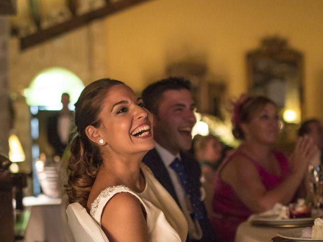 La boda de Carlos y Sandra en Mangiron, Madrid 42