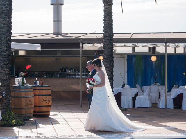 La boda de Alex y Vanessa en Lavern, Barcelona 1