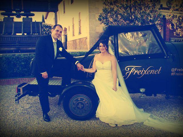 La boda de Alex y Vanessa en Lavern, Barcelona 20