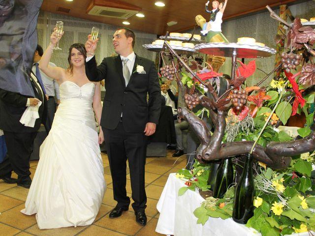 La boda de Alex y Vanessa en Lavern, Barcelona 27