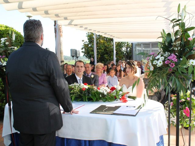 La boda de Alex y Vanessa en Lavern, Barcelona 34