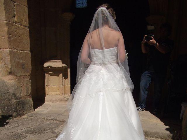 La boda de Oscar y Bárbara en Soria, Soria 10