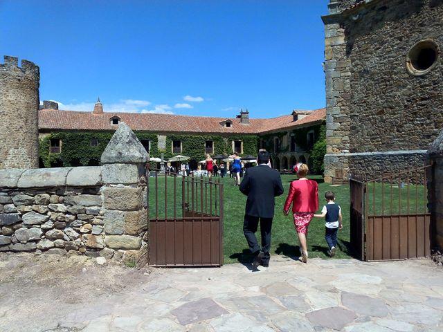 La boda de Oscar y Bárbara en Soria, Soria 13