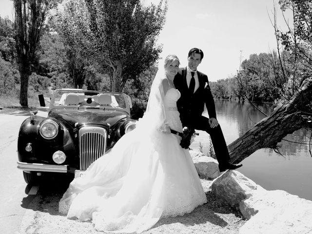 La boda de Bárbara y Oscar