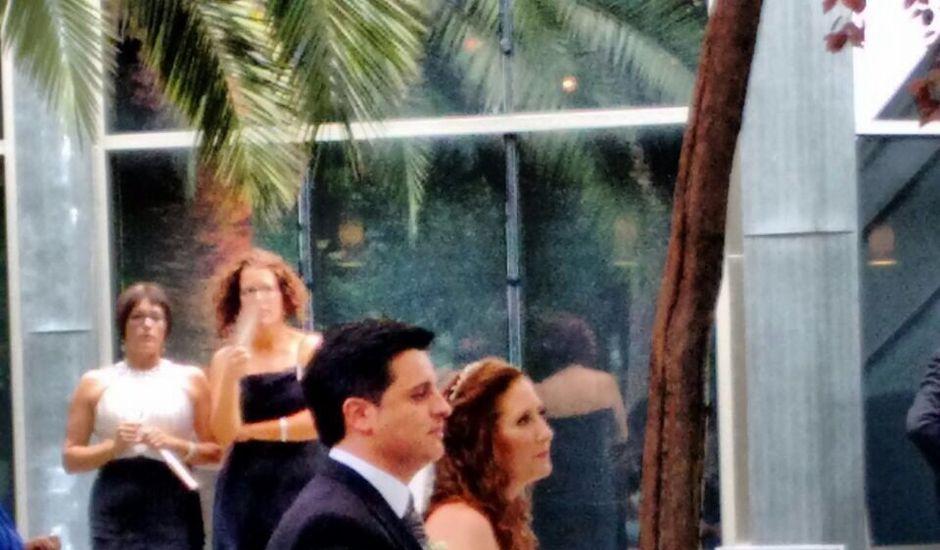 La boda de Oscar y Isabel en Vilamarxant, Valencia
