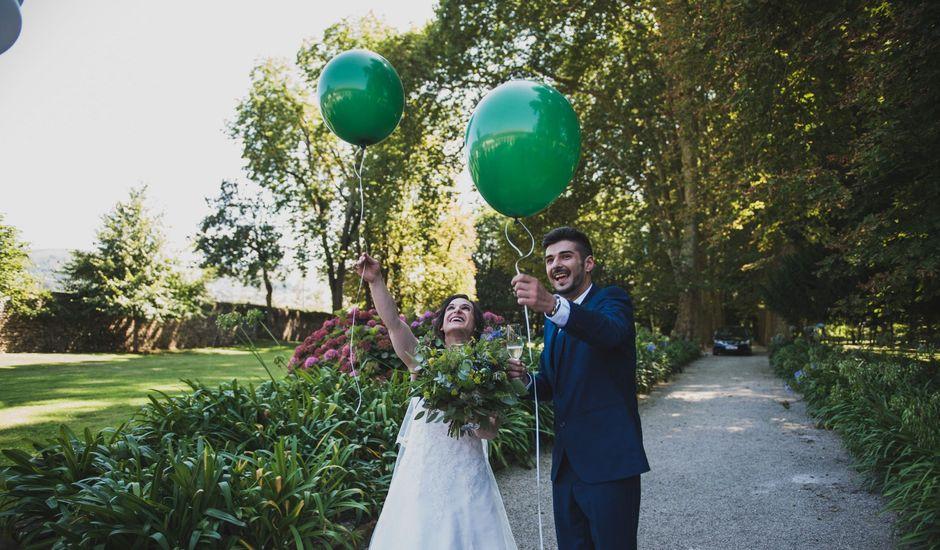 La boda de David y Leire en Arenas De Iguña, Cantabria