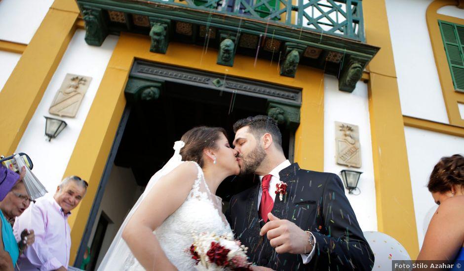 La boda de Manuel y Mª Ángeles en Sevilla, Sevilla