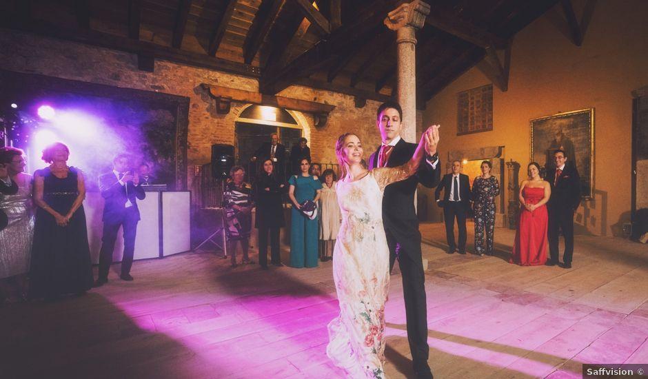 La boda de Mikel y Lucía en Segovia, Segovia