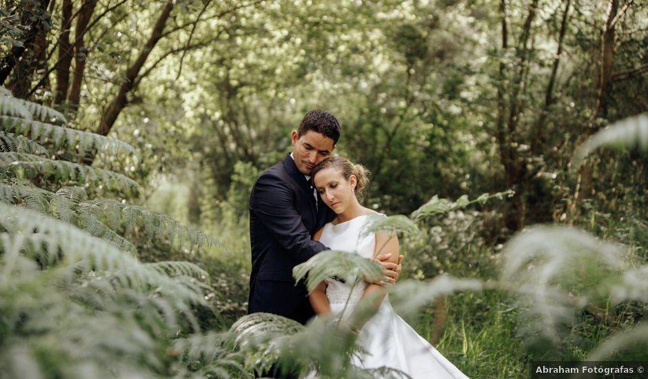 La boda de Benja y Mèlanie en Boiro (Boiro), A Coruña