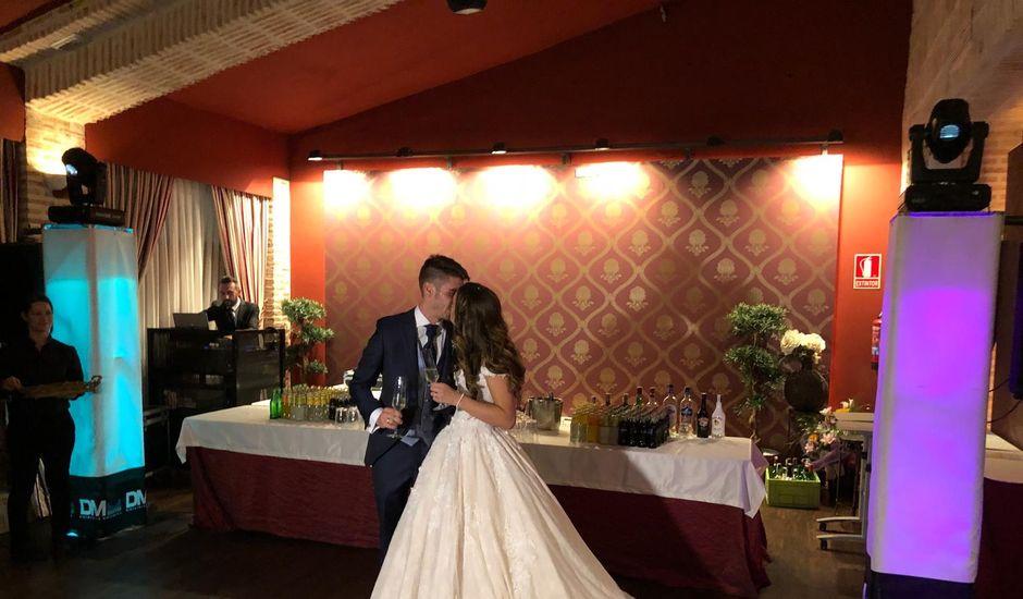 La boda de Daniel  y Cristina en Arganda Del Rey, Madrid
