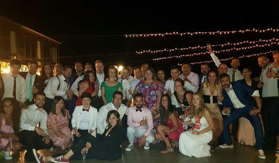 La boda de Antonio y Ana en Zafra, Badajoz