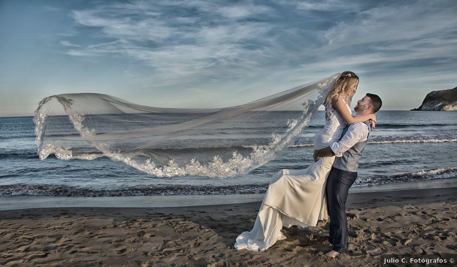 La boda de Sergio y Jessica en Almería, Almería