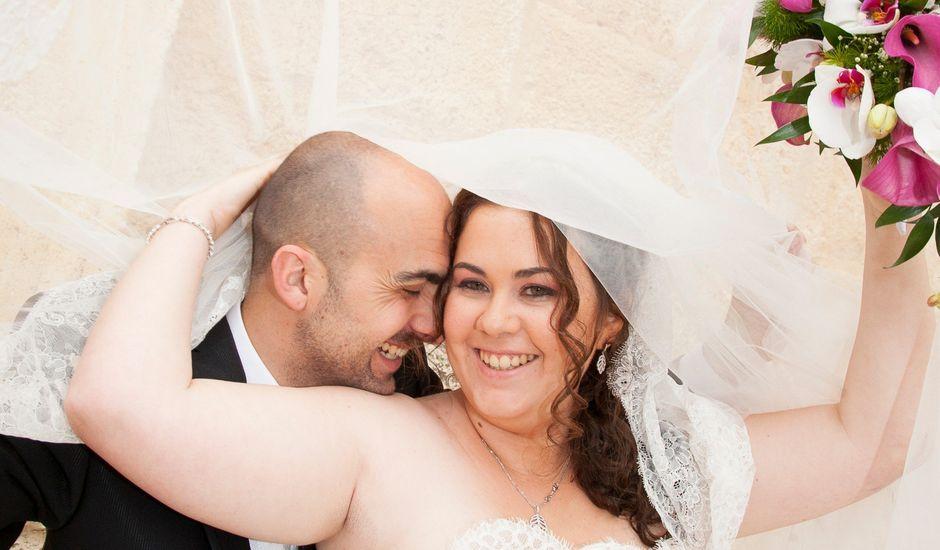 La boda de Juan y Cristina en Loeches, Madrid