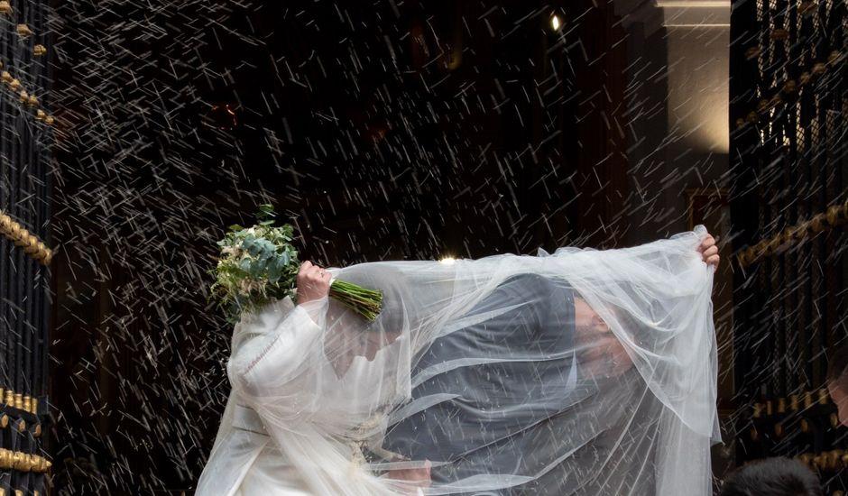 La boda de María y Lázaro en Murcia, Murcia