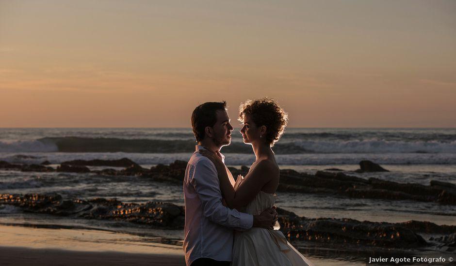 La boda de David y Diana en Laguardia, Álava