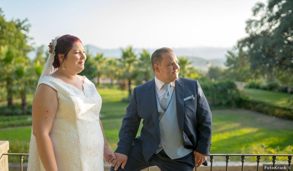 La boda de Jose y Ana en Durcal, Granada