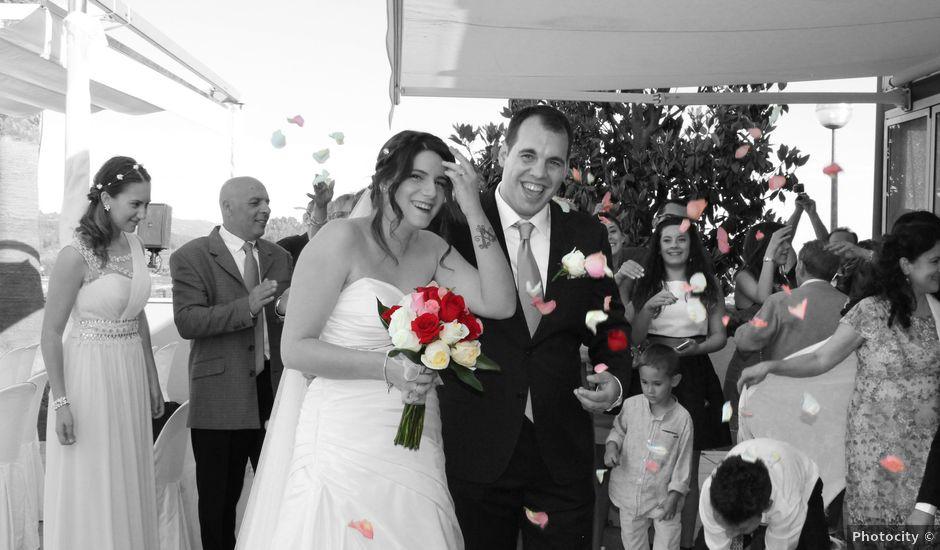 La boda de Alex y Vanessa en Lavern, Barcelona