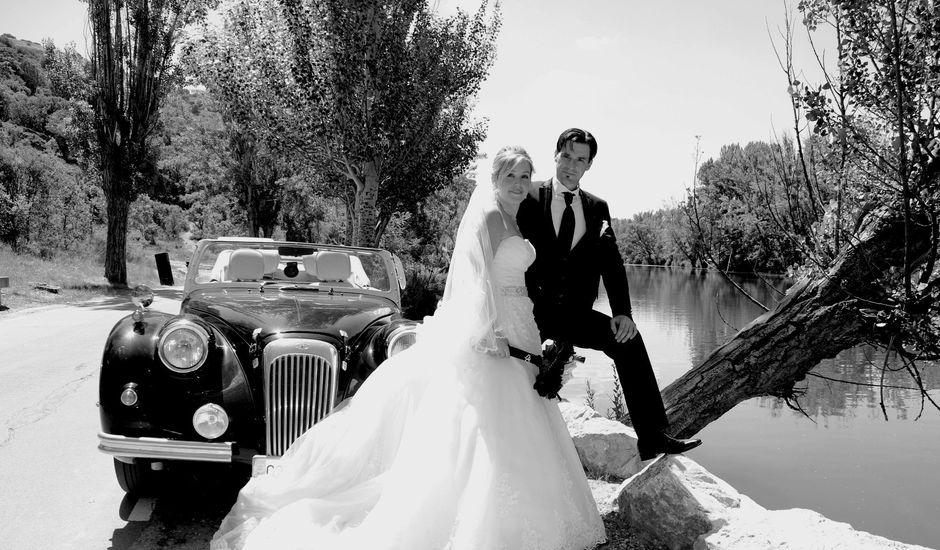La boda de Oscar y Bárbara en Soria, Soria
