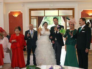 La boda de Mª José y Juan Carlos  2