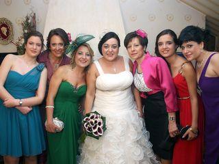 La boda de Mª José y Juan Carlos  3