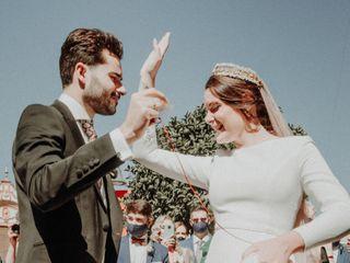 La boda de Isabel María  y Esteban  2