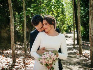 La boda de Isabel María  y Esteban  3