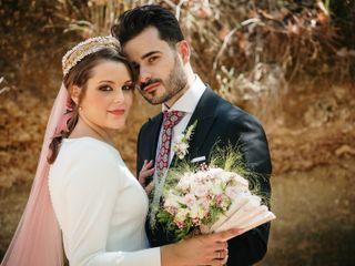 La boda de Isabel María  y Esteban