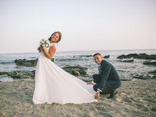 La boda de Cecilia y Millan 1
