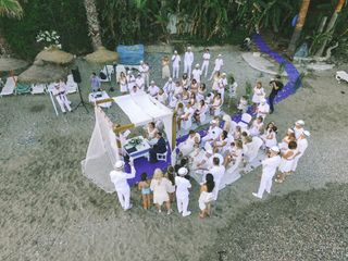 La boda de Cecilia y Millan 3