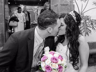 La boda de Elena y Echedey
