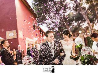 La boda de Dani y Patricia
