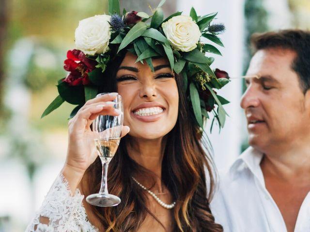 La boda de Lia y Andrea
